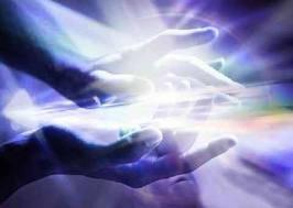 Creator Healing Hands