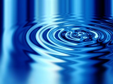 Blue Water Ripples Wp long goodbye