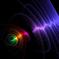 rainbow light waves
