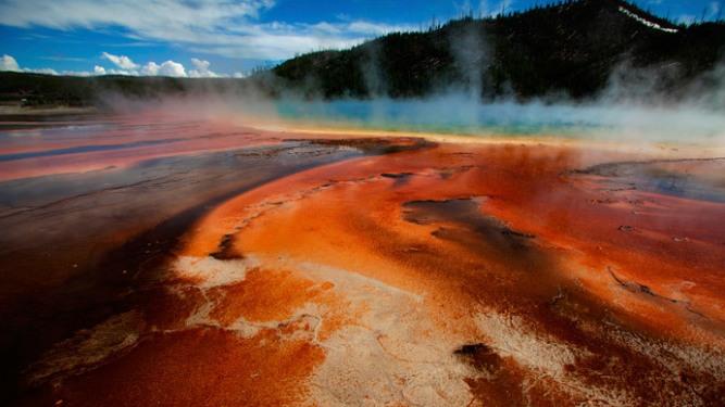 Yellowstone National Park - Reuters- Jim Urquhart
