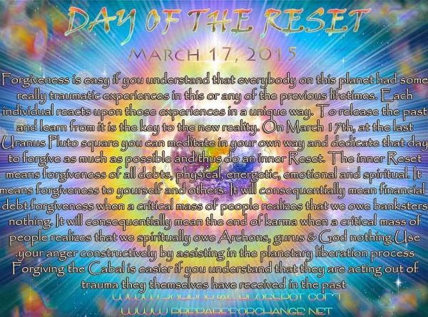 Day of The Reset